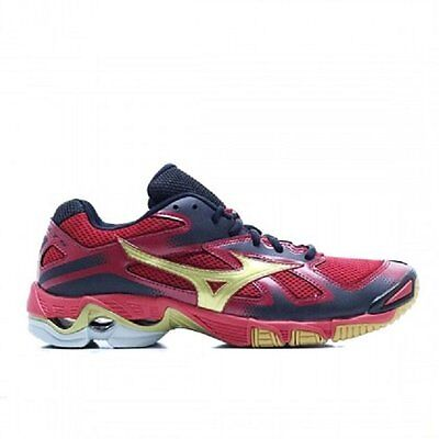MIZUNO WAVE BOLT 5 Unisex's Volleyball Shoes 100% Authentic V1GA166050 A