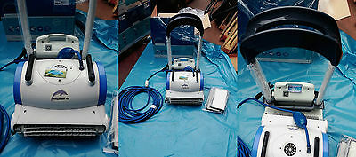DOLPHIN MAYTRONICS THUNDER 10 Robot Elettrico Pulitore Piscina PROFESSIONALE