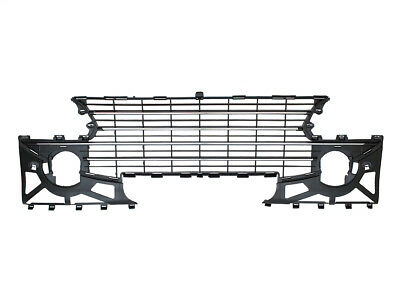 Peugeot 307 Ii 05-07 Front Grill Grille - With Chrome Trims New