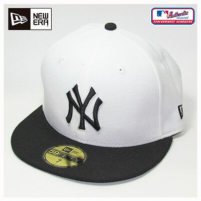 New York Yankees MLB Basic New Era 59Fifty Fitted Cap, Hat