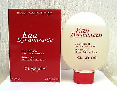 Clarins Eau Dynamisante Shower Gel 150ml BNIB