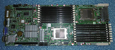 Super Micro H8DMT-INF+ Mainboard Motherboard 2x Sockel F1207 16x DDR2 InfiniBand