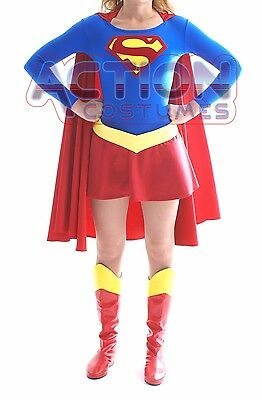 Supergirl Costume 80's Style