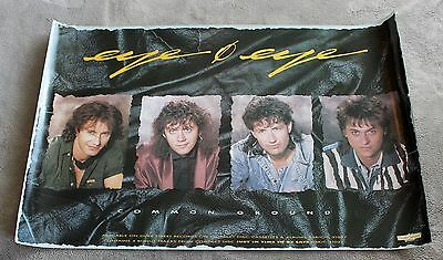 Eye Eye Common Ground 1988 Bill Wood Andy Ryan Mark Caporal PROMO Poster GVG C5