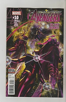 Marvel Comics All New All Different Avengers #10 August 2016 1St Print Nm