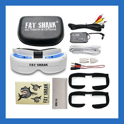 Fat Shark Dominator V3 modular FPV Headset FatShark #FSV1063 - 2016 New Version