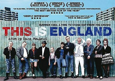 This Is England A3 260Gsm Poster Photo Print