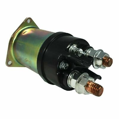 STARTER SOLENOID SWITCH 12V 4-TERMINAL FOR DELCO UNIT FITS BUICK CHEVROLET CLARK