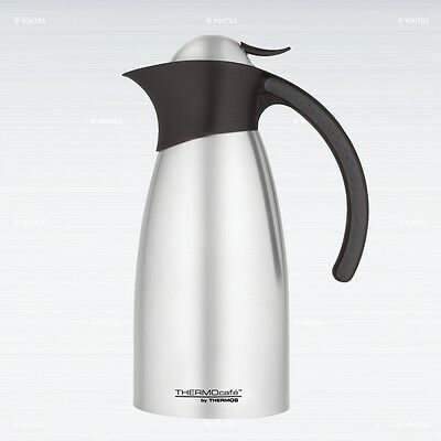 Thermos Swan Stainless Steel Insulated Vacuum Carafe Coffee Jug 1.0L
