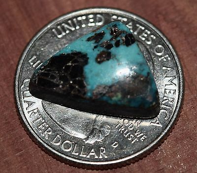 Natural Stormy Mountain Mine Turquoise Cabochon 8.5 Cts