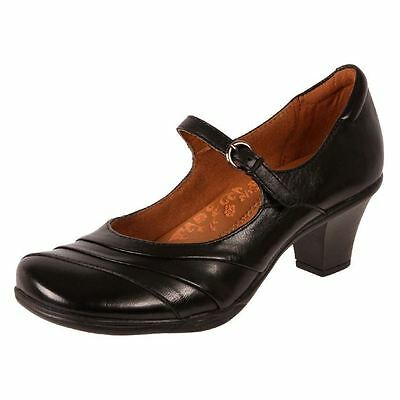New Planet Shoes Womens Leather Comfort Low Heel Office Work Shoe Addy Cheap