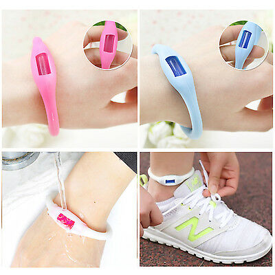 Anti Mosquito Repellent Bracelet Wristband Bands for Baby Kids Children