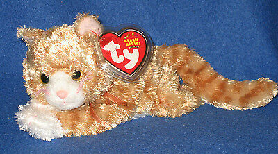 TY GYPSY the CAT BEANIE BABY - MINT with MINT TAGS