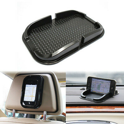 Car Non-slip Mats For Mobile Cell Phone Accessories GPS Mount Stick Holder JD