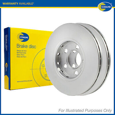 340mm Diam Comline Front Brake Discs Genuine OE Quality Service Replacement