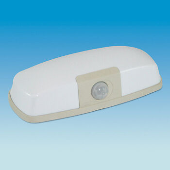 D-Tec 12V Awning Light With Sensor Caravan Motorhome