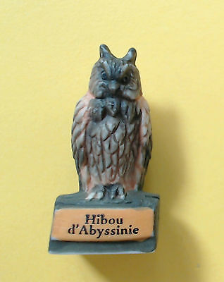 1 Feve Mate  Le Hibou D'abyssinie