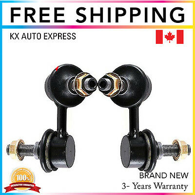 2x FRONT STABILIZER SWAY BAR LINK FOR HONDA CIVIC 2001 2002 2003 2004 2005