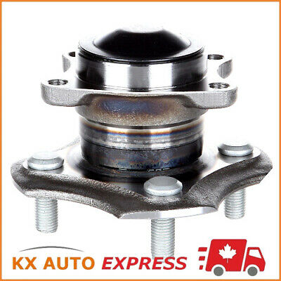 Rear Wheel Bearing & Hub Assembly For Toyota Echo 2000 2001 2002 2003 2004 2005