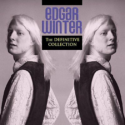 Edgar Winter The Definitive Collection (2-CD Set) Greatest Hits