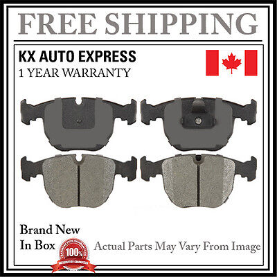 Front Ceramic Brake Pads For Bmw X5 2000 2001 2002 2003 2004 2005 2006 D681
