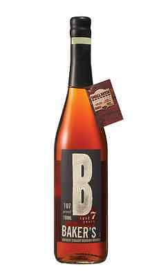 Baker's Kentucky Straight 7 Year Old Bourbon Whiskey