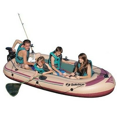 Solstice Voyager 6-Person Boat