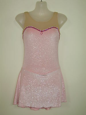 ICE/ DANCE/SKATE COSTUME LADIES xsmall  NEW