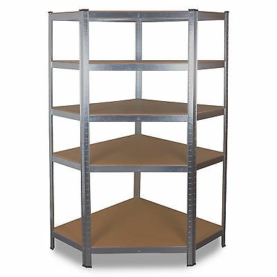 steckregal schwerlastregal eckregal 875kg galvanisiert eckteil eur 64 95 picclick de. Black Bedroom Furniture Sets. Home Design Ideas