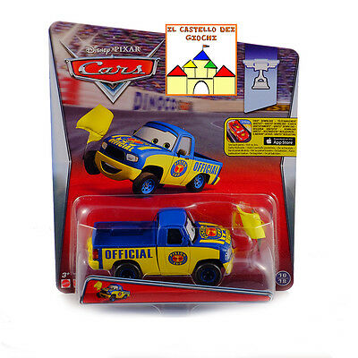 CARS Personaggio DEXTER HOOVER in Metallo scala 1:55 by Mattel Disney Pixar