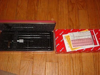 Starrett Depth Gage Set, # 440Z-6R