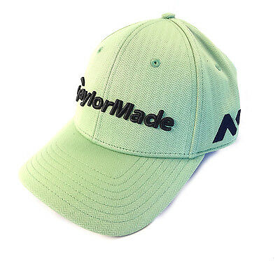 NEW TaylorMade M1/Psi Tour Radar Sea Lettuce Green Adjustable Hat/Cap