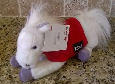 Wells Fargo Pony Snowflake 2015 Adorable Horse Handmade New & Mint