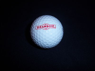 liqueur DRAMBUIE golf ball-LOGO promo-LOUNGE cocktail BAR man cave