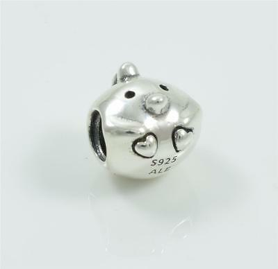 Authentic Genuine Pandora Sterling Silver Charming Chick Charm Bead 791743