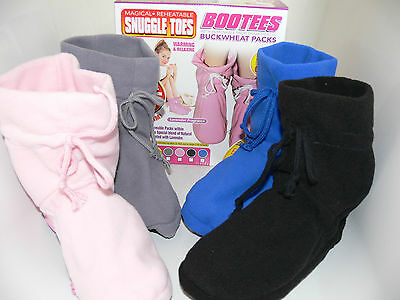 Cold Feet Warmers Winter Slippers Bootees Reheatable Warming Relaxing