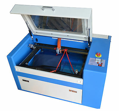 50w co2 Laser Engraver Engraving Machine Cutting Cutter 110V  USB