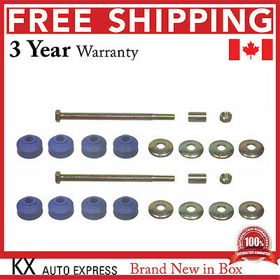 2X Front Stabilizer Sway Bar Link For Pontiac Grand Prix Gtp 1998 2000 2001