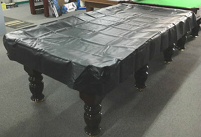 Heavy Duty Vinyl Billiard Table Cover 7ft 8ft or 9ft