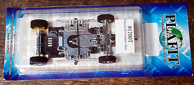 Plafit 1/24 Scale 1700T Metal Slot Car Chassis, New