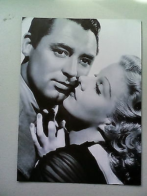 Vivien Leigh / Cary Grant & Jean Harlow Double Sided Mini  Poster / Pic (FTA40)