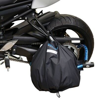 Oxford Lid Locker OF211 Motorbike Motorcycle Helmet Security Bag