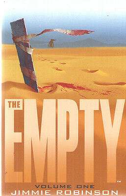 EMPTY Volume 1 Graphic Novel NEW