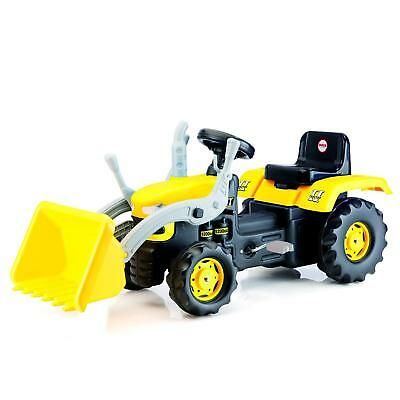 New Dolu 705 8051 Kids Children Ride on Tractor with Loader