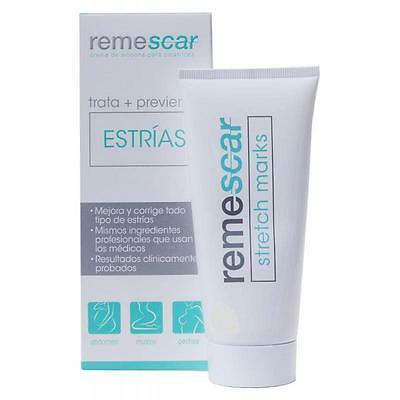REMESCAR SILICONE SCAR CREAM for Stretch Marks - 100ml