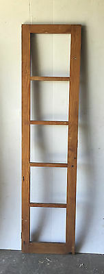 Vintage French Door Window Casement Sidelight Antique 765-16