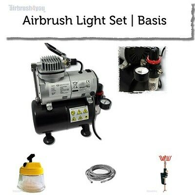 "Airbrush Kompressoren Set ""Light"" 