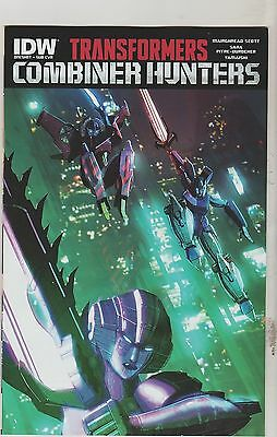 Idw Comics Transformers Combiner Hunters One Shot July 2015 Subs Variant Nm