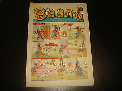 THE BEANO #1365    September 14th 1968   British UK Comic