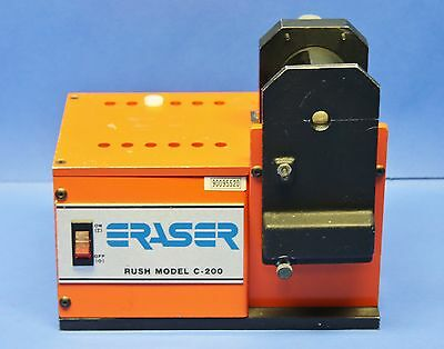 (1) Used Eraser C-200 Twin Blade Wire Stripper